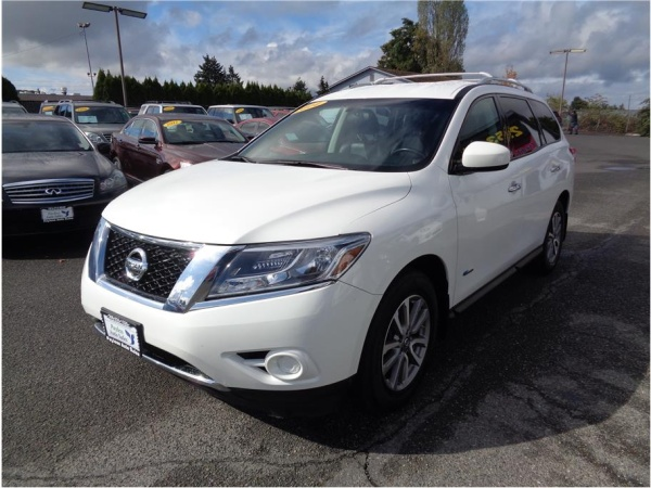 2014 Nissan Pathfinder Reliability - Consumer Reports