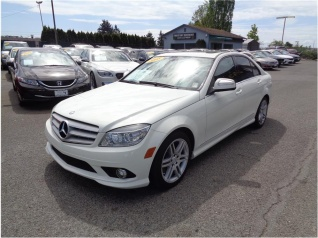 Used 2008 Mercedes Benz C Class For Sale Truecar