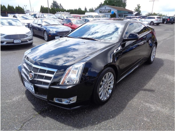 2011 Cadillac CTS Reliability - Consumer Reports