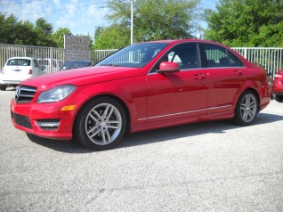2017 Mercedes Benz C Cl 250 Sport Sedan Rwd For In Houston