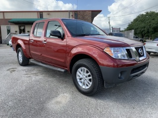 2017 Nissan Frontier Sv V6 Crew Cab Long Bed 2wd Auto For In Houston
