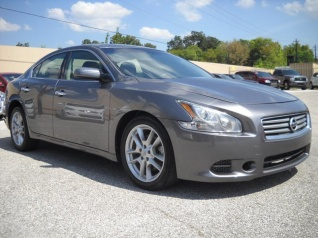 Used 2014 Nissan Maxima 3.5 S For Sale In Houston, TX