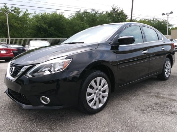 2017 Nissan Sentra in Houston, TX