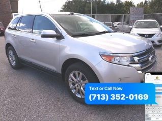 Ford Edge Limited Fwd For Sale In Houston Tx