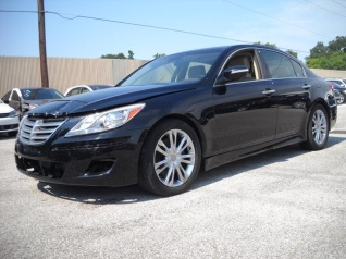 Used 2012 Hyundai Genesis 3.8 For Sale In Houston, TX
