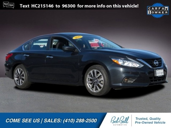 2017 Nissan Altima in Baltimore, MD