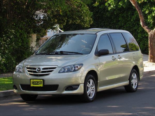2005 Mazda MPV in Sherman Oaks, CA