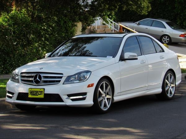 2013 Mercedes-Benz C-Class in Sherman Oaks, CA