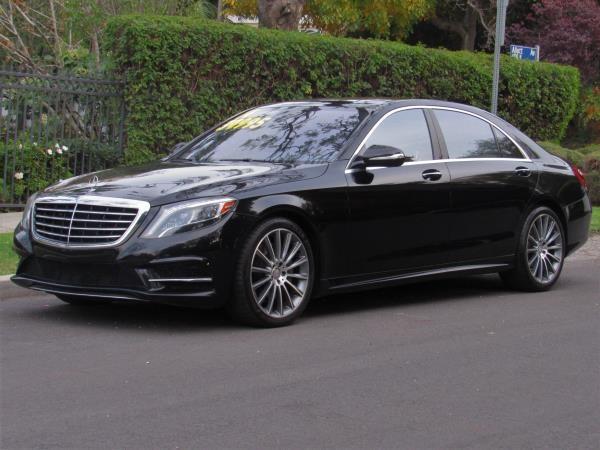 2014 Mercedes-Benz S-Class in Sherman Oaks, CA