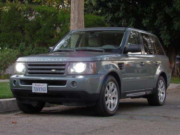 2006 Land Rover Range Rover Sport in Sherman Oaks, CA