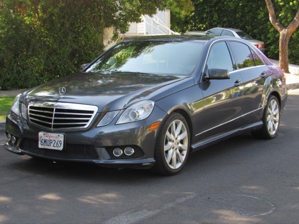 2010 Mercedes-Benz E-Class in Sherman Oaks, CA