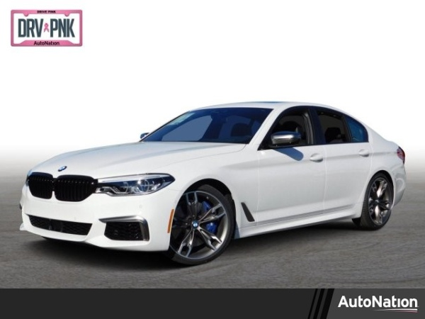 2019 BMW 5 Series M550i xDrive