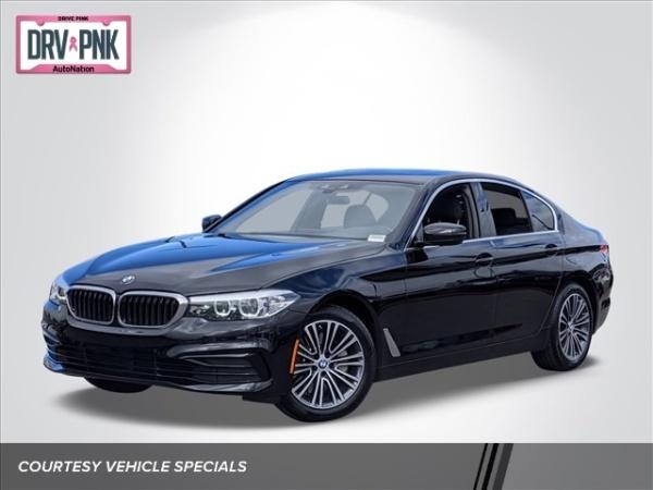 2019 BMW 5 Series in Henderson, NV
