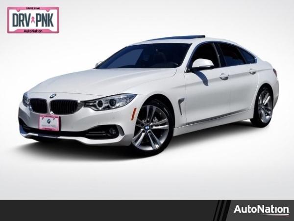 2016 BMW 4 Series in Henderson, NV