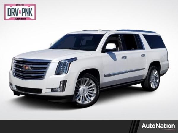 2018 Cadillac Escalade ESV Platinum