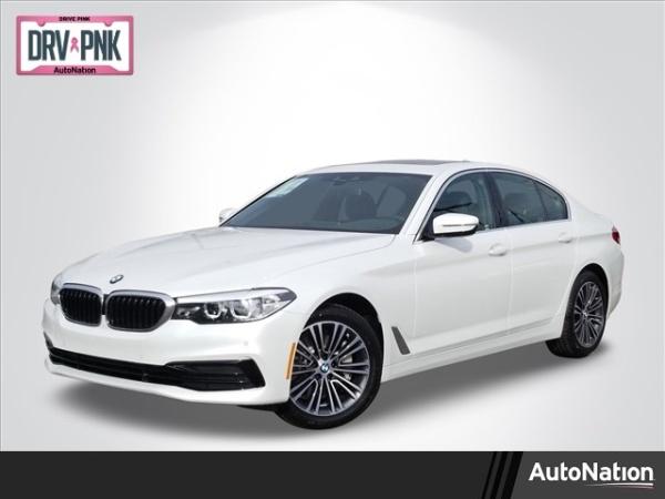 2020 BMW 5 Series in Henderson, NV