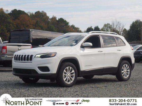 2020 Jeep Cherokee in Winston Salem, NC