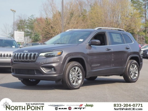 2019 Jeep Cherokee in Winston Salem, NC