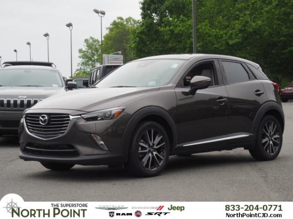 2018 Mazda CX-3 in Winston Salem, NC