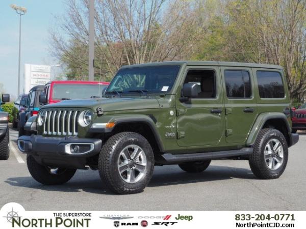 2020 Jeep Wrangler in Winston Salem, NC