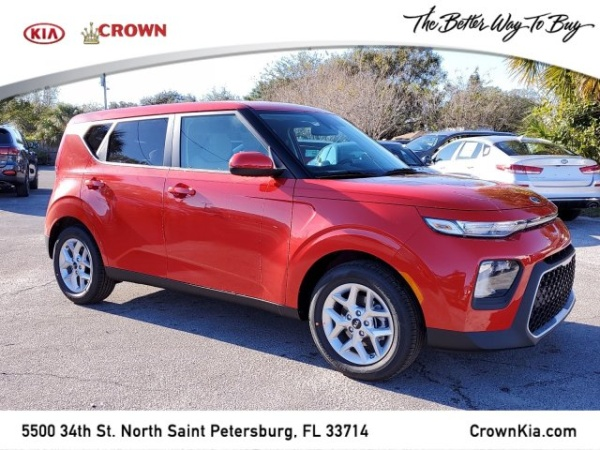 2020 Kia Soul in St. Petersburg, FL