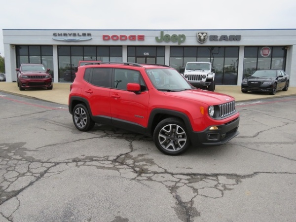 2018 Jeep Renegade in Columbia, TN