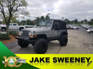 Used 2002 Jeep Wrangler SE For Sale In Florence, KY