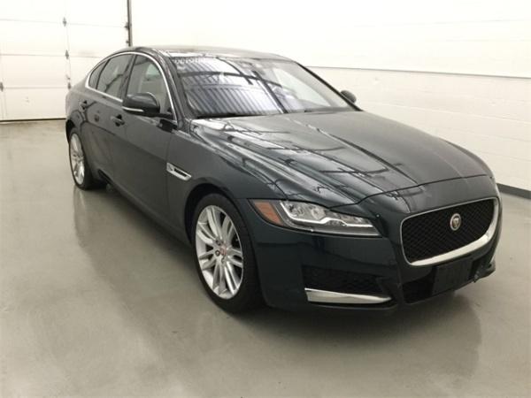 2016 Jaguar XF Premium
