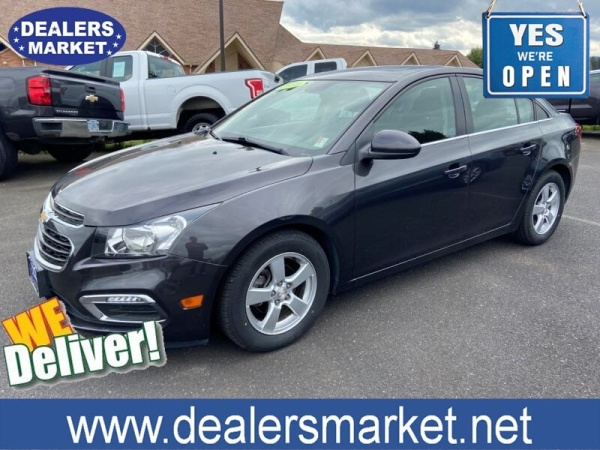 2016 Chevrolet Cruze Limited in Scappoose, OR