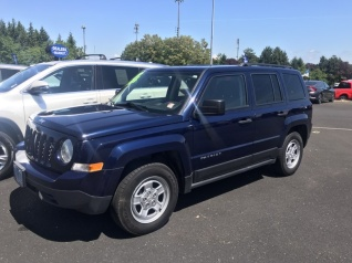 Jeep Patriot For Sale Near Me >> Used Jeep Patriots For Sale Truecar