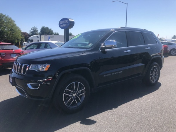 2018 Jeep Grand Cherokee in Scappoose, OR