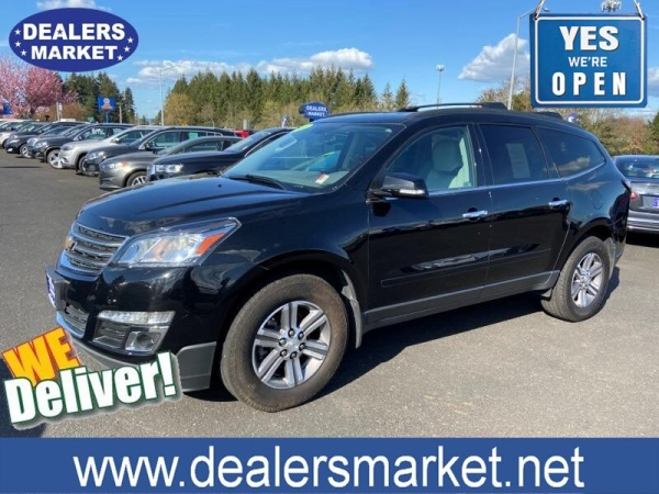 2016 Chevrolet Traverse in Scappoose, OR