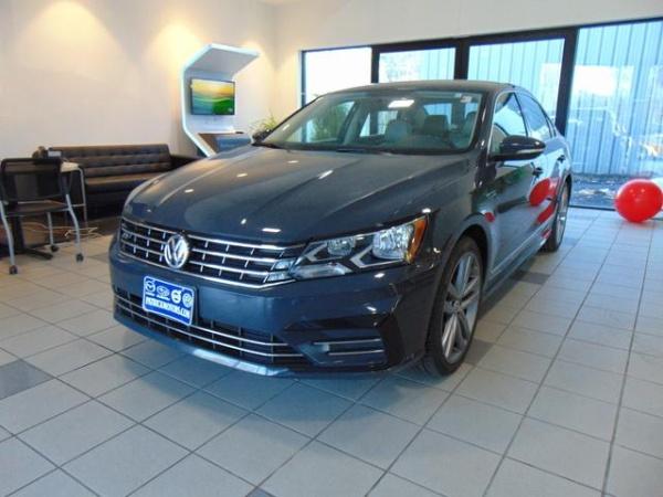 2017 Volkswagen Passat in Auburn, MA