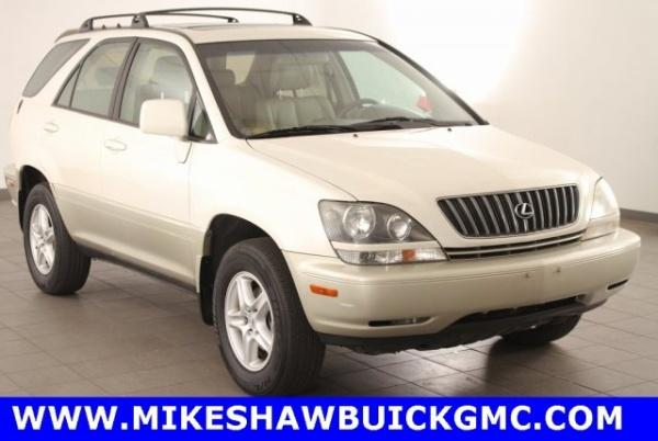 1999 Lexus RX 4dr SUV 4WD