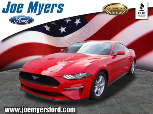 2019 Ford Mustang in Houston, TX