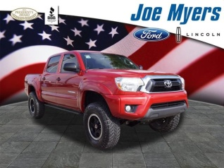 Used 2014 Toyota Tacoma Double Cab 5u0027 Bed V6 4WD Automatic For Sale In  Houston