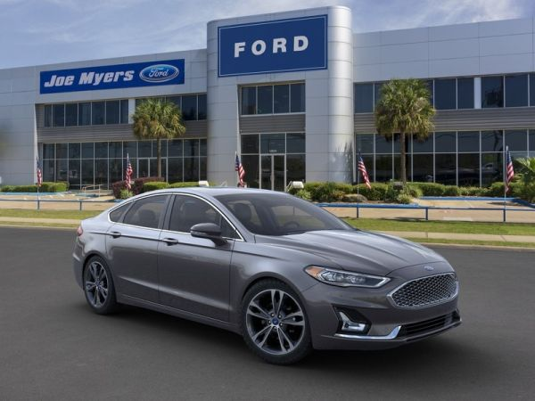 2020 Ford Fusion in Houston, TX