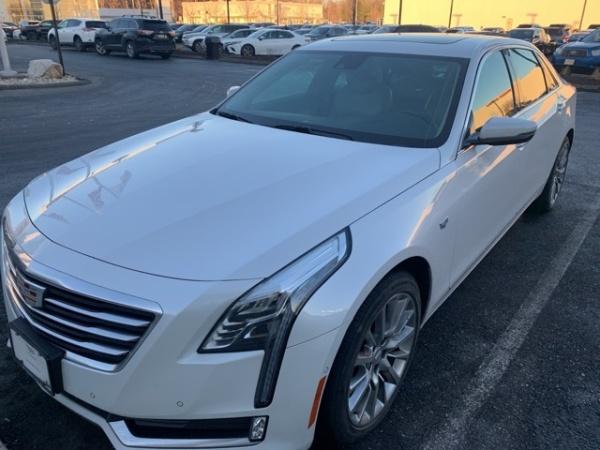 2017 Cadillac CT6 in Bethesda, MD