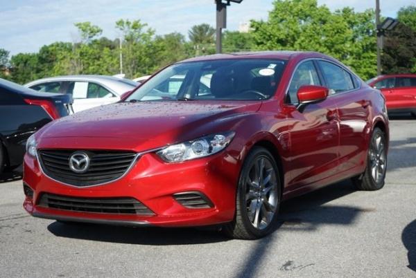 2017 Mazda Mazda6 in Bethesda, MD