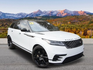Range Rover Velar For Sale >> Used Land Rover Range Rover Velars For Sale Truecar
