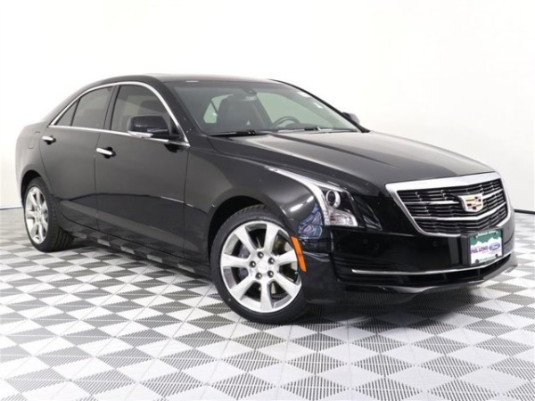 2016 Cadillac ATS in Littleton, CO