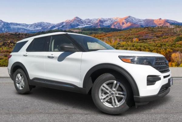 2020 Ford Explorer in Littleton, CO