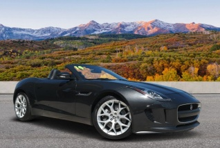 Used 2014 Jaguar F TYPE Convertible For Sale In Littleton, CO
