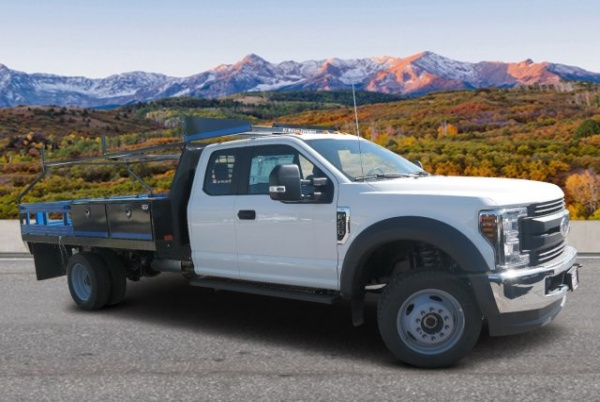 2019 Ford Super Duty F-450 Chassis Cab in Littleton, CO