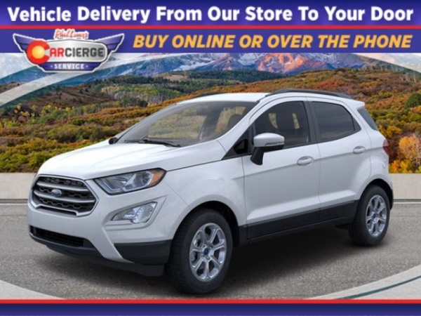 2020 Ford EcoSport in Littleton, CO