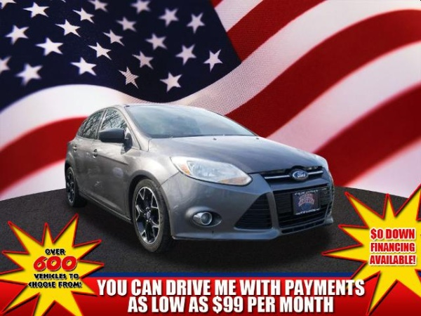 2012 Ford Focus in Little Falls, NJ