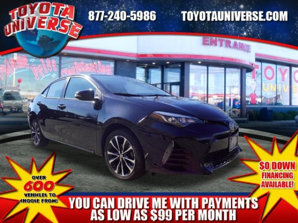 2017 Toyota Corolla in Little Falls, NJ