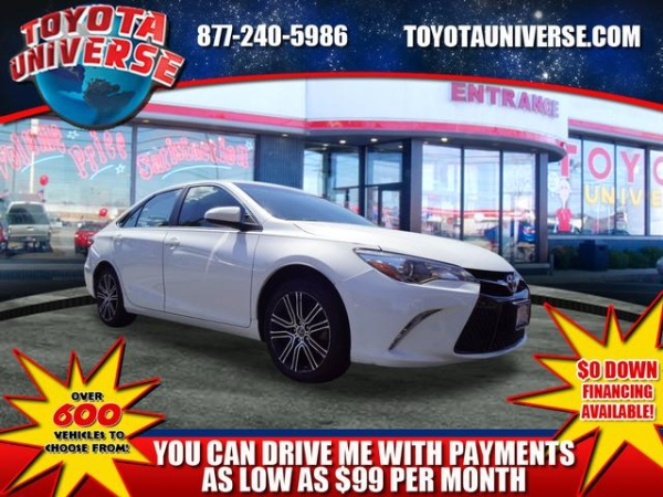 2016 Toyota Camry in Little Falls, NJ