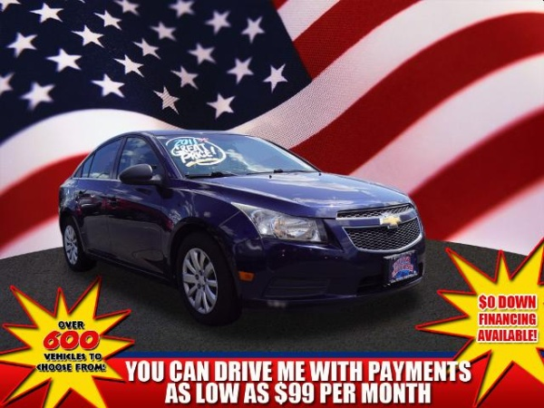2011 Chevrolet Cruze in Little Falls, NJ
