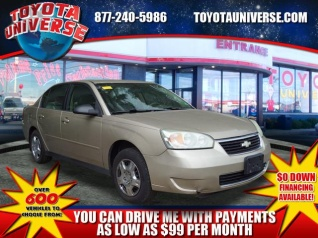 2006 Chevrolet Malibu Ls With 1ls For In Little Falls Nj